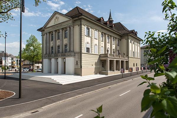 Stadttheater Langenthal Haus