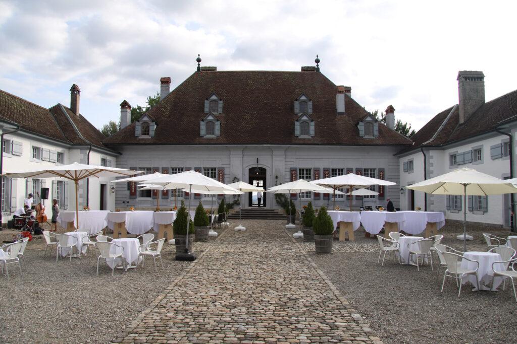 Catering Schloss Thunstetten