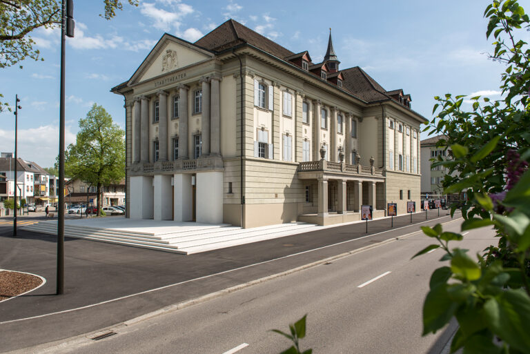 Gebäude Stadtheater