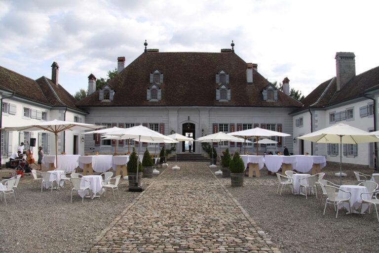 Catering Schloss Thunstetten im Hof